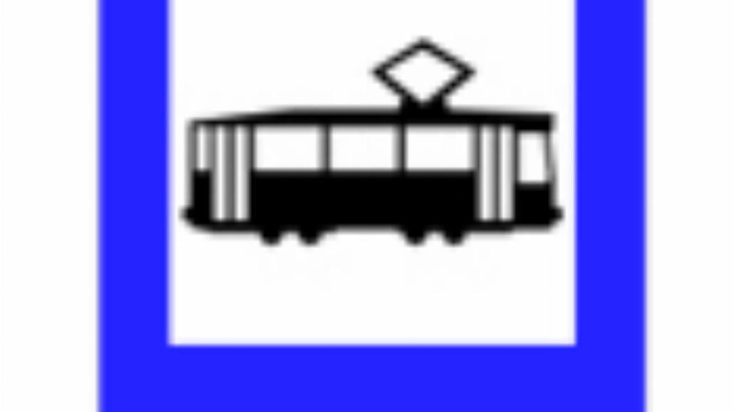 """D-17 """"przystanek tramwajowy"""""""