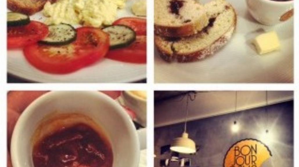Niedzielne śniadanie. BonJour Cava