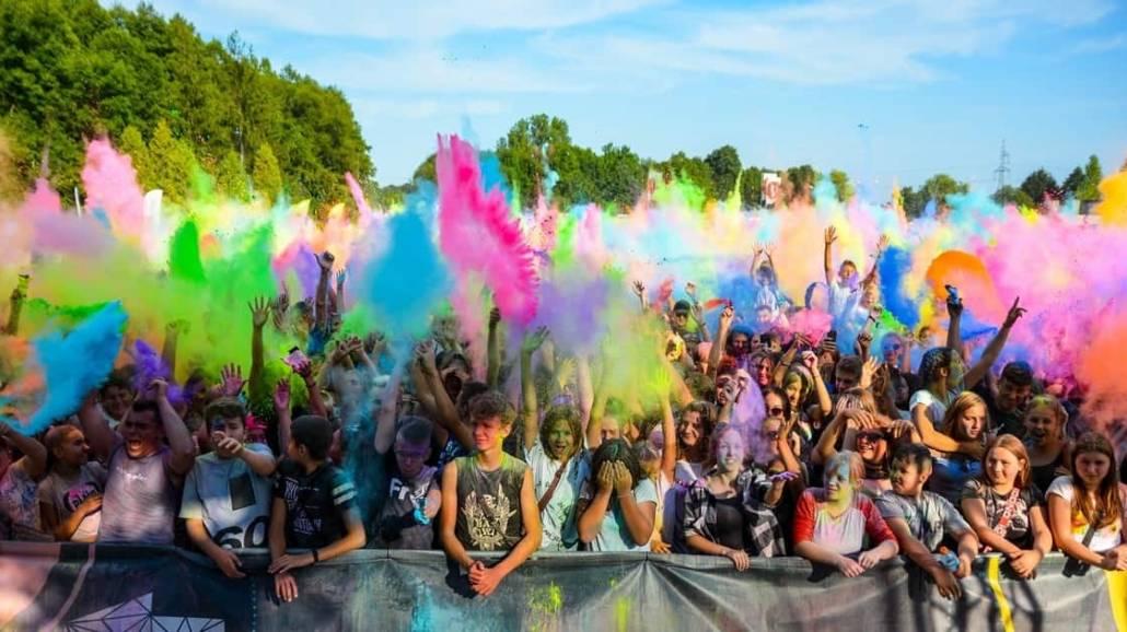 Festiwal KolorÃłw
