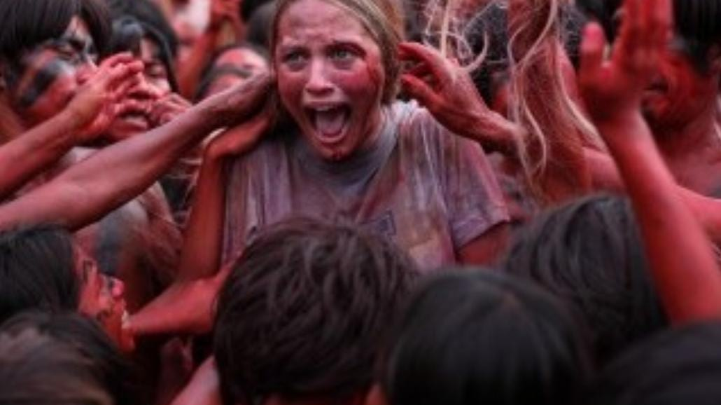 "Tubylcy - kanibale w horrorze ""The Green Inferno"""