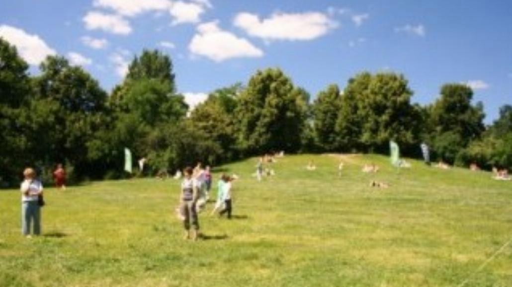 Piknik Rodzinny w parku Staszica