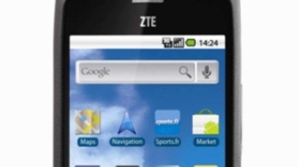 Smartfon Blade od ZTE