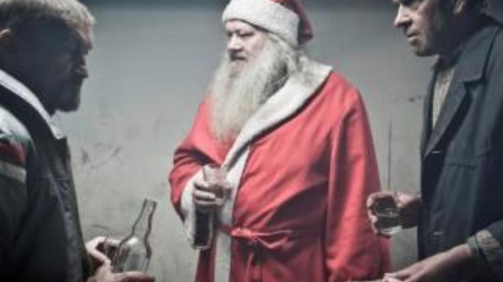 """Święta """"Pod Mocnym Aniołem"""" - świąteczno-noworoczny, wysokoprocentowy zwiastun"""
