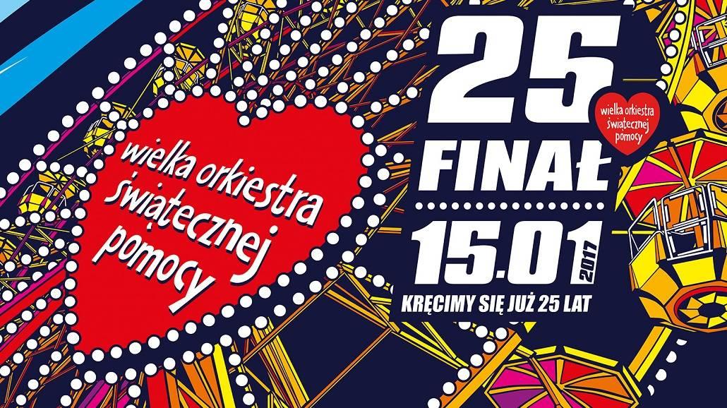 Nadchodzi 25. Finał Wielkiej Orkiestry Świątecznej Pomocy!