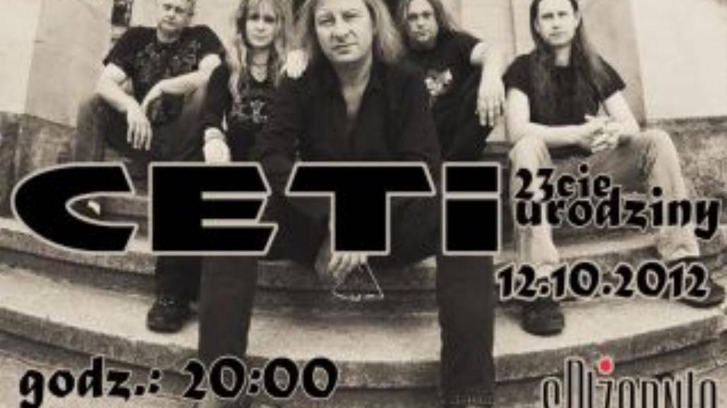 Urodziny zespołu Ceti w Spiżarni