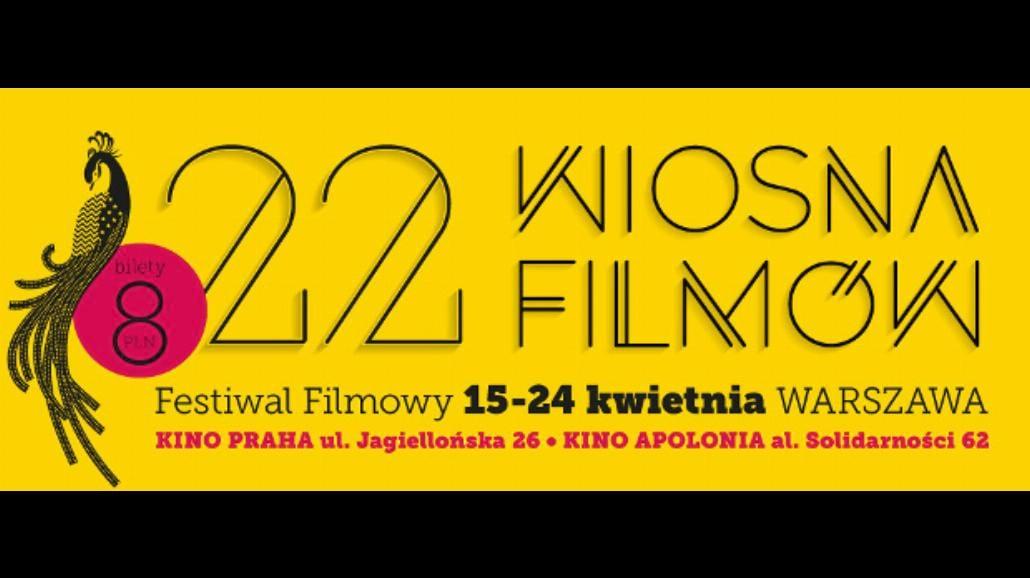 Znamy kolejne tytuły festiwalu Wiosna Filmów