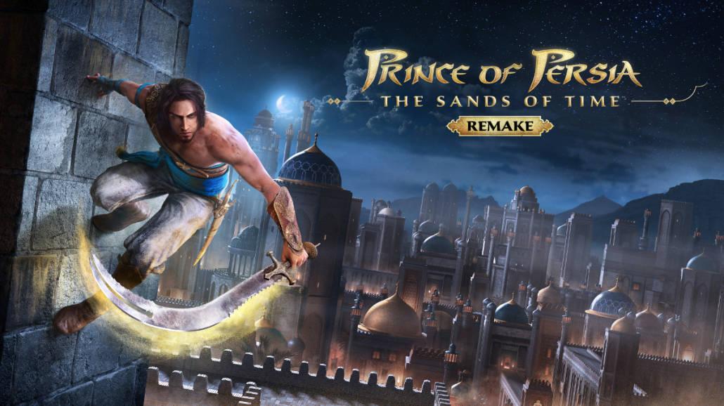 Prince of Persia: Piaski Czasu Remake