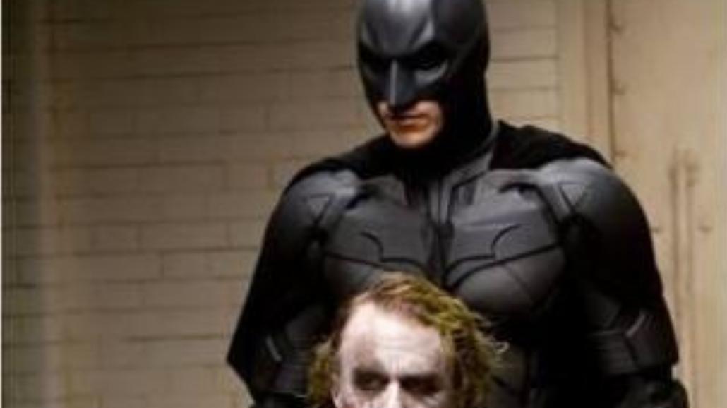 """Christopher Nolan i jego """"Mroczny rycerz"""""""
