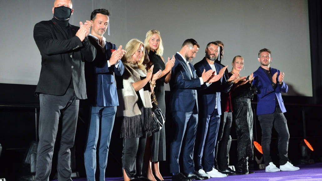 Pętla - premiera fimu w Warszawie