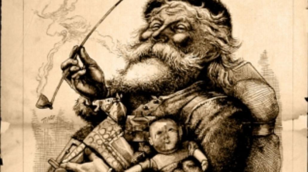 Święty Mikołaj - to jest to!