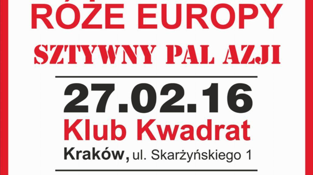 Ruszyła sprzedaż biletów - Kobranocka, Róże Europy, Sztywny Pal Azji!
