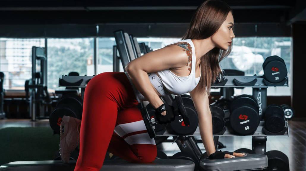 OdzieÅź sportowa dla kobiet