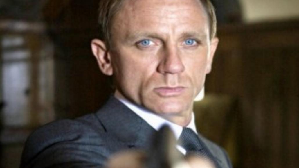 Znamy datę premiery najnowszego Bonda!