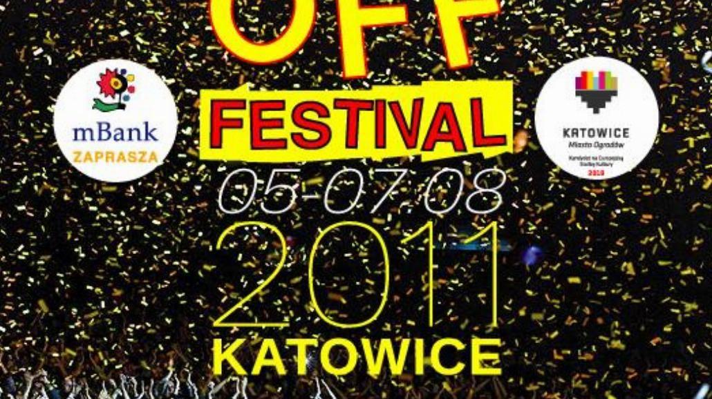 Jedziemy na OFF Festival!