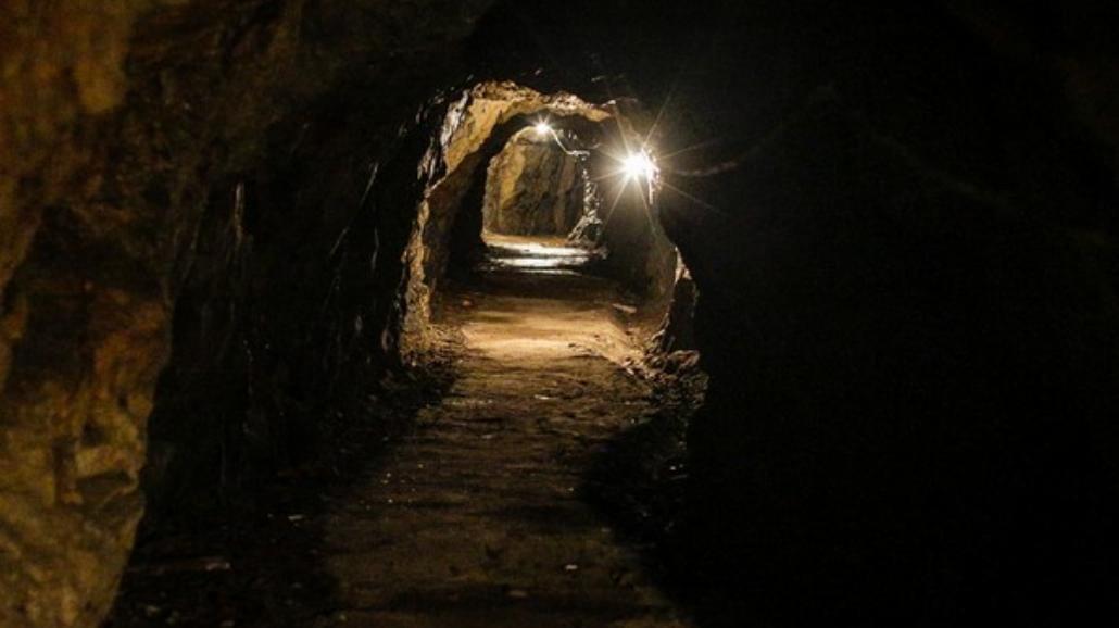 Nowe tunele pod Zamkiem Książ - odsłaniamy rąbek tajemnicy! [FOTO]