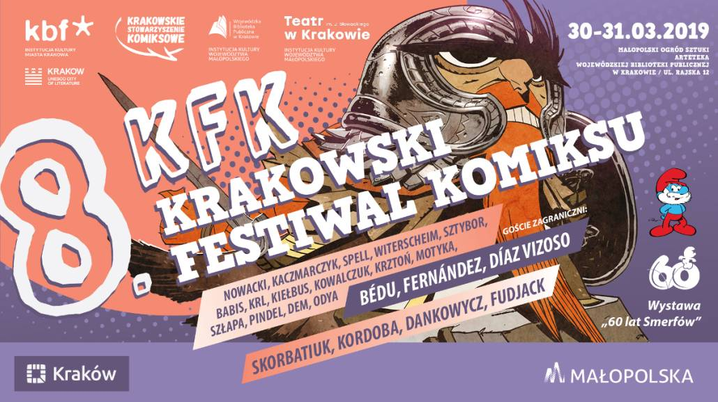 8. Krakowski Festiwal Komiksu