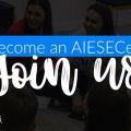 Dołącz do globalnej organizacji młodych! - AIESEC, rekrutacja, oferta dla studentów