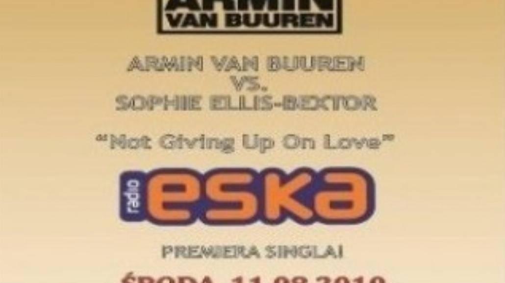 """Nowy singiel Van Buurena w """"Gorącej 20"""""""