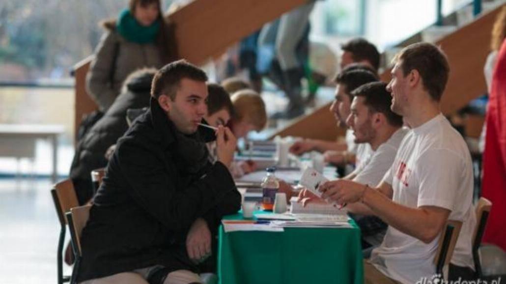 Studenci zarejestrowali 17167 osób do bazy dawców szpiku
