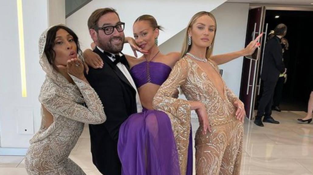 Moda w Cannes 2021
