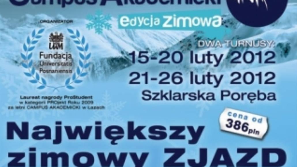 Największy zjazd studentów w Szklarskiej Porębie!