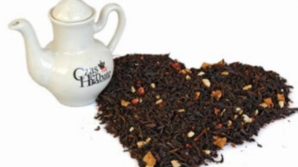 Walentynkowa herbata Dla Dwojga