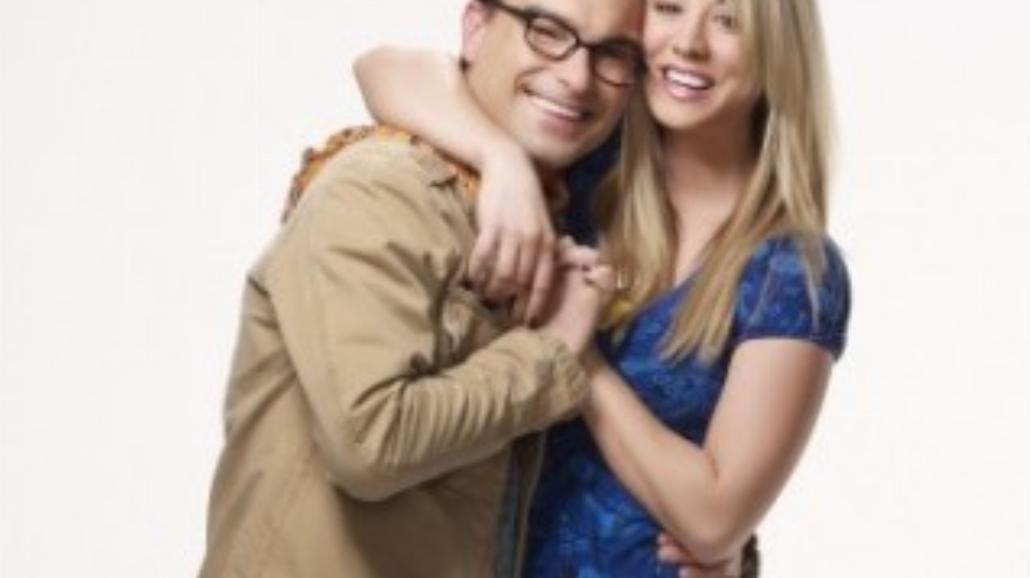 Big Bang Theory: związek na ekranie i w życiu