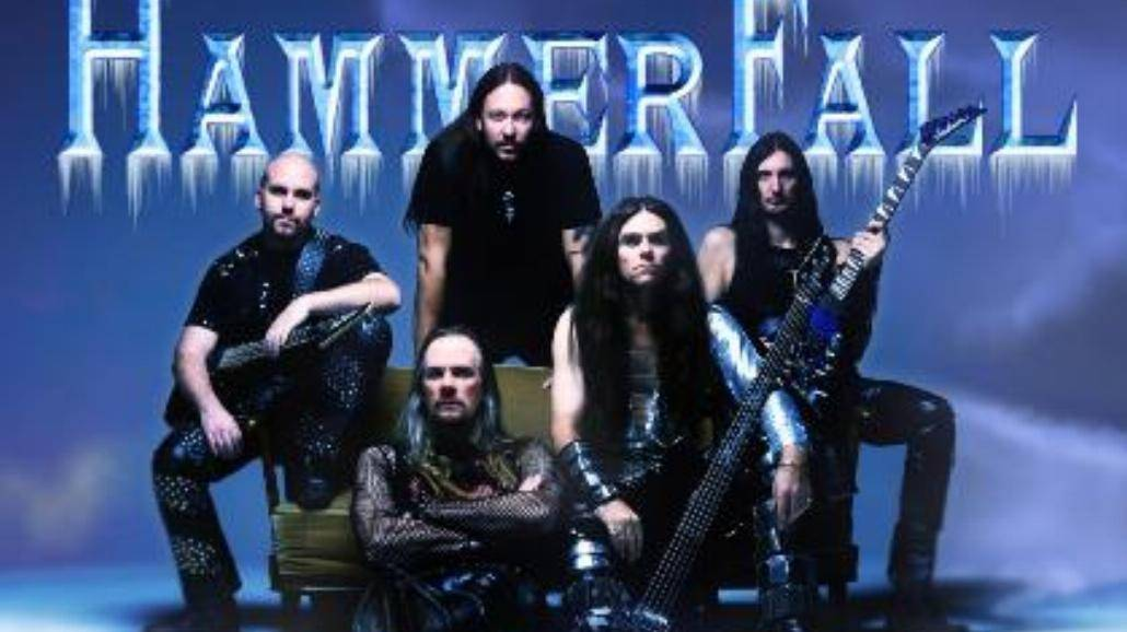 Hammerfall - legenda power metalu w Polsce