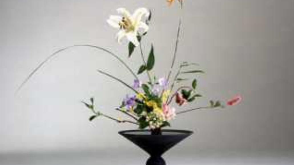 Ikebana – ulotne piękno