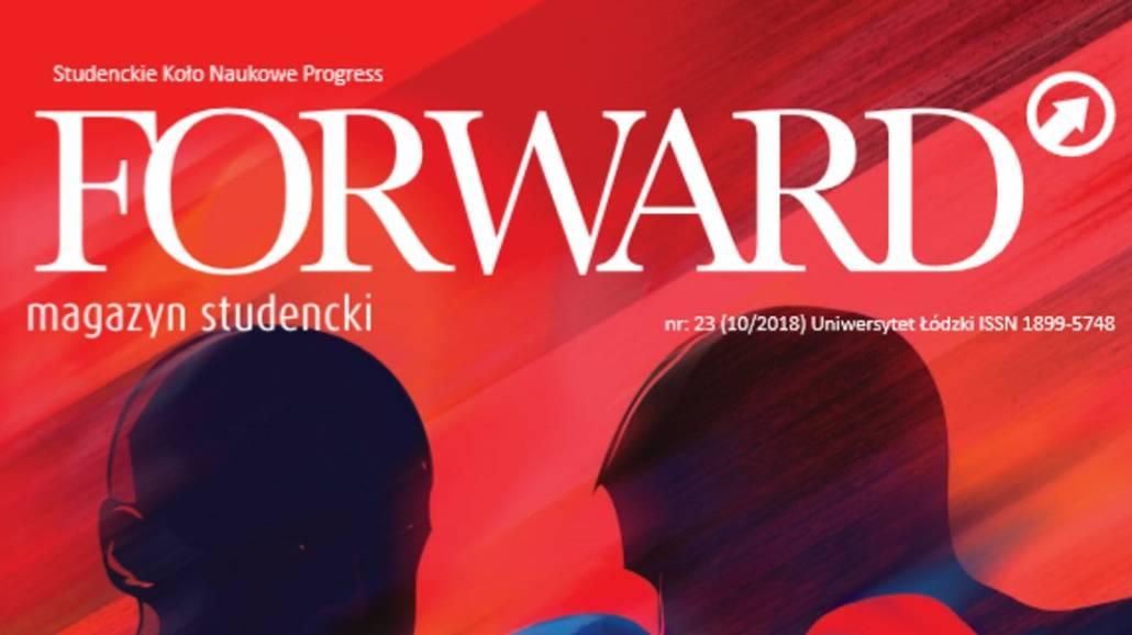 Zobacz, co moÅźna znaleźć w najnowszym numerze magazynu Forward!