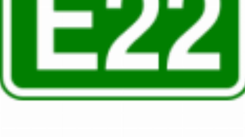 """E-16 """"numer szlaku międzynarodowego"""""""