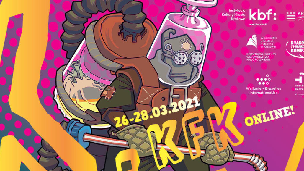 Krakowski Festiwal Komiksu 2021