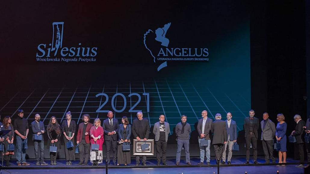 Znamy laureatów nagród Angelus i Silesius 2021 [FOTO]