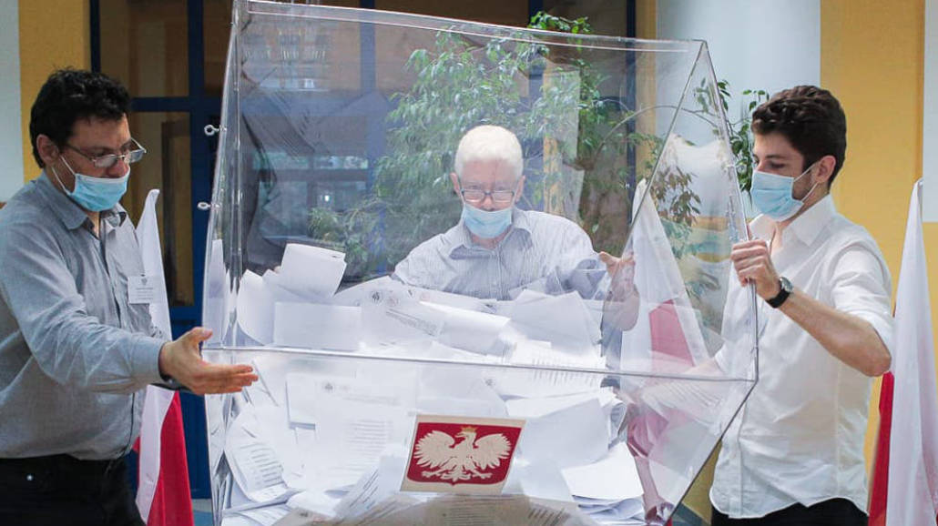 Wybory prezydenckie w Polsce 2020
