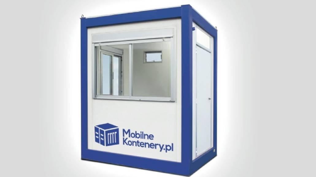 Mobilne kontenery sÄ… odpowiednim rozwiÄ…zaniem dla stworzenia strÃłÅźÃłwek.