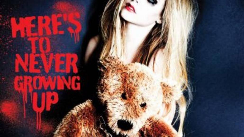 Avril Lavigne nago na okładce nowej płyty