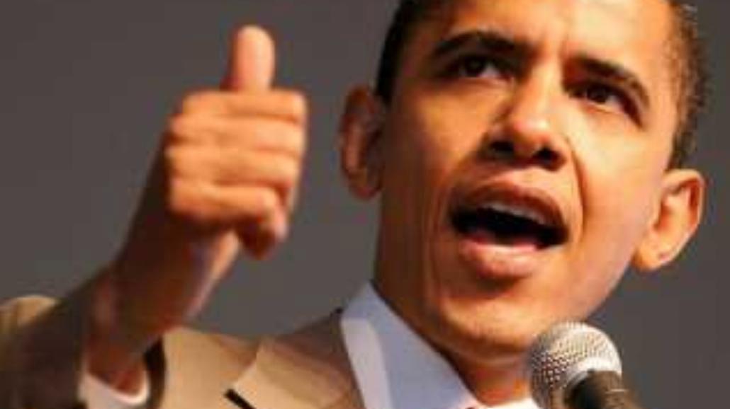 Obama już zaprzysiężony