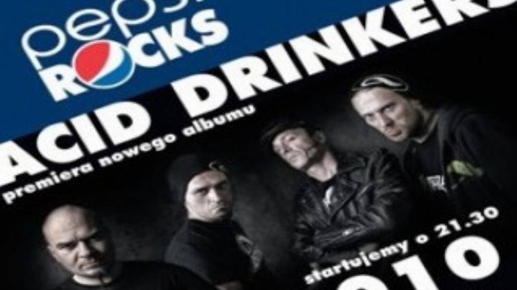 Premiera płyty: Acid Drinkers w Hard Rock Cafe