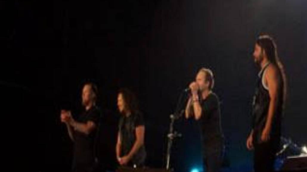 Metallica nakręciła teledysk