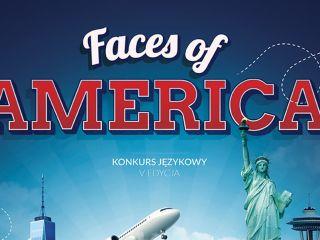 """Konkurs językowy """"Faces of America"""" na UMCS - język, zgłoszenia, nagrody, prezentacje"""