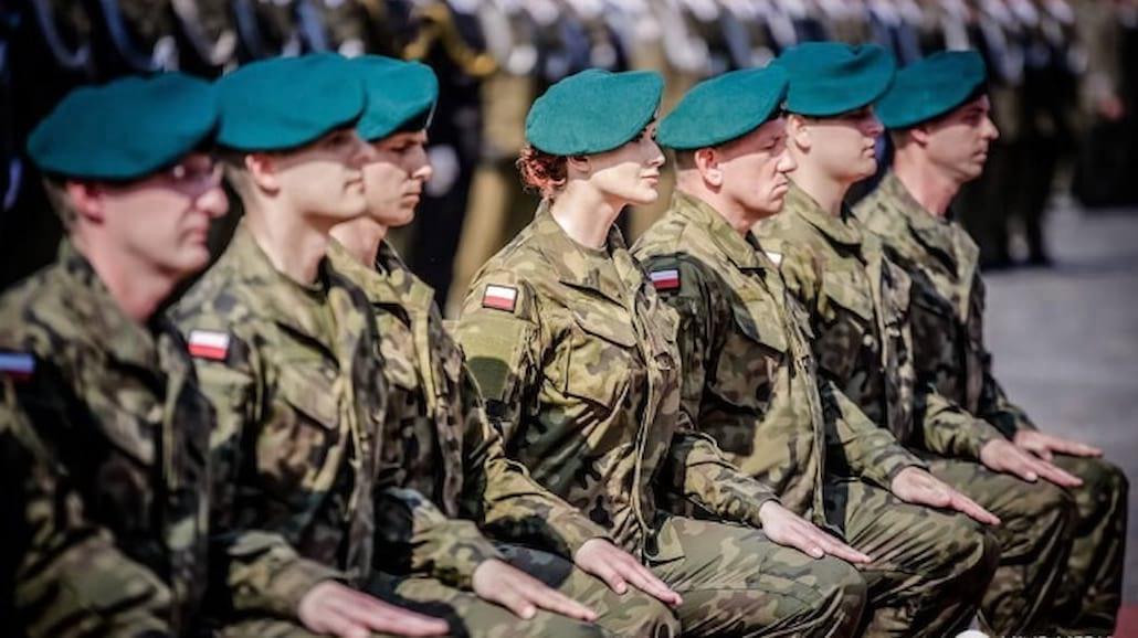 Uroczystość promocji na pierwszy stopień oficerski absolwentów WSOWL [ZDJĘCIA]