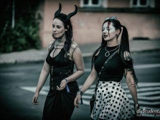 Castle Party 2018 za nami [ZDJĘCIA] - festiwal 2018, letnie festiwale 2018, koncerty, rock gotycki, Zamek Bolków, foto, galeria zdjęć