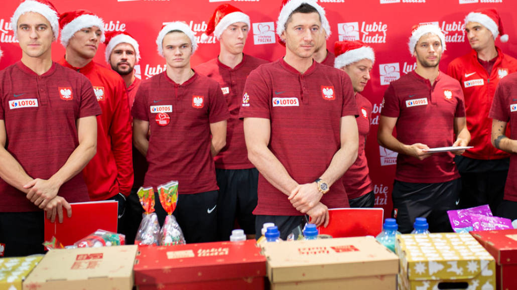 Szlachetna Paczka  - reprezentacja Polski