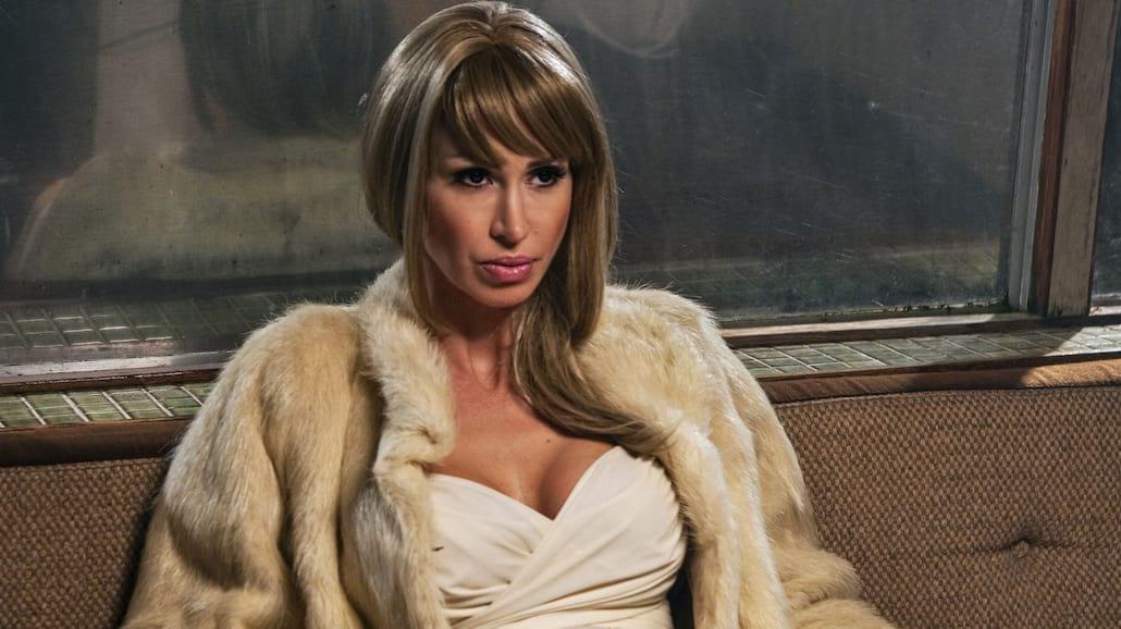 Króliczek Playboya odsłania kulisy polskiego thrillera [WIDEO]