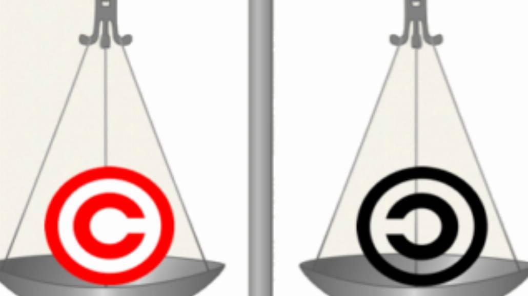 (S)kserowane prawa autorskie
