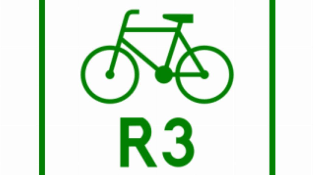 """R-2 """"szlak rowerowy międzynarodowy"""""""