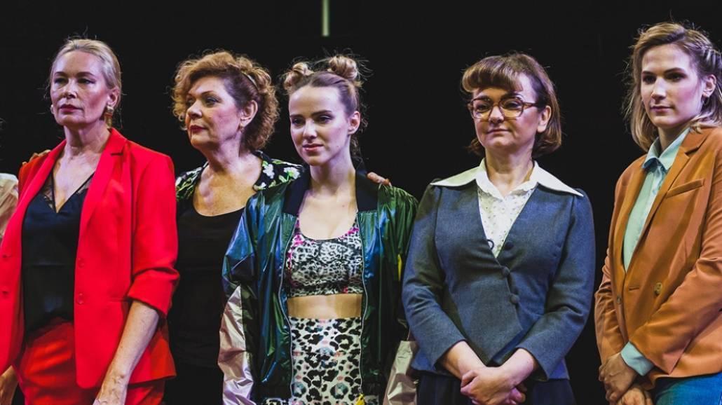 8 kobiet - spektakl Och Teatr