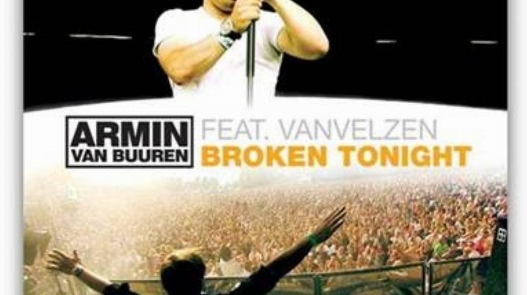 Armin Van Buuren najlepszym DJ'em świata