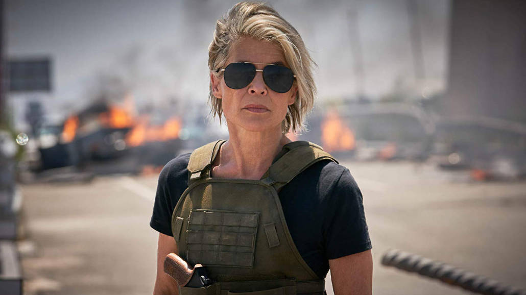 Linda Hamilton - Terminator: Dark Fate