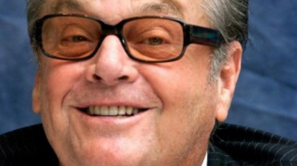 Jack Nicholson ostatecznie kończy karierę?